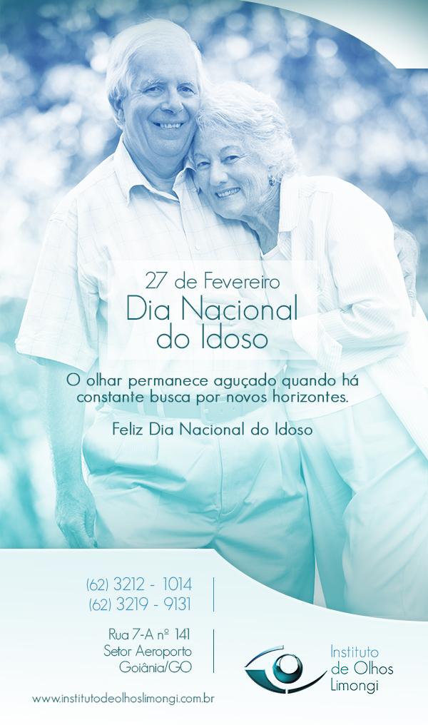 Instituto de Olhos Limongi - Email MKT - Dia do Idoso