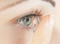 Como cuidar de lentes de contato?
