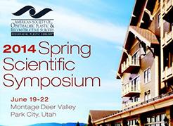 Congresso da Sociedade Americana de Oculoplástica, em Park City, Utah – USA