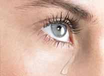 Veja por que o lacrimejamento ocorre