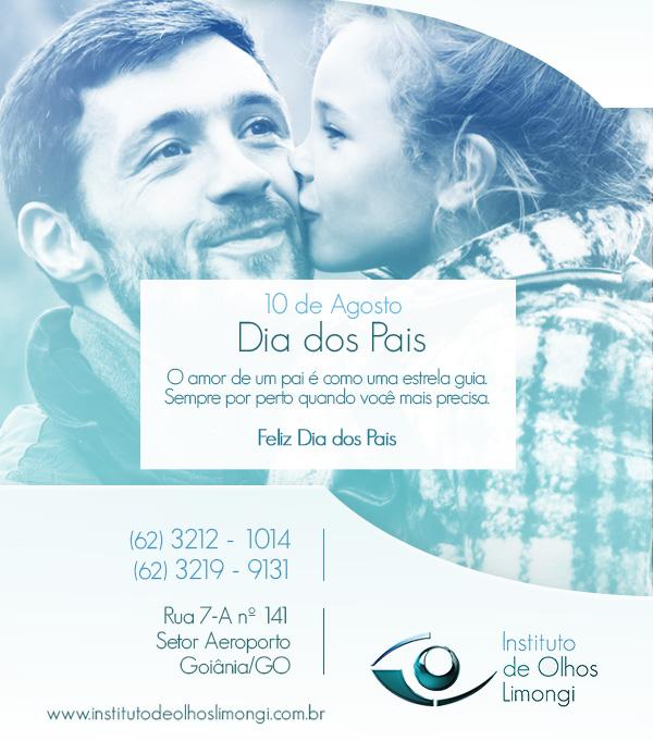 Instituto de Olhos Limongi - Blog - Dia dos Pais
