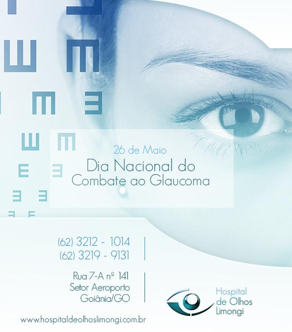 Instituto de Olhos Limongi - Blog - Dia Mundial de Combate ao Glaucoma