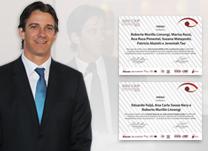 Dr. Roberto Limongi tem trabalhos premiados no CIOP 2015