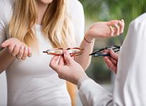 Optometristas:  os riscos do exame ocular gratuito