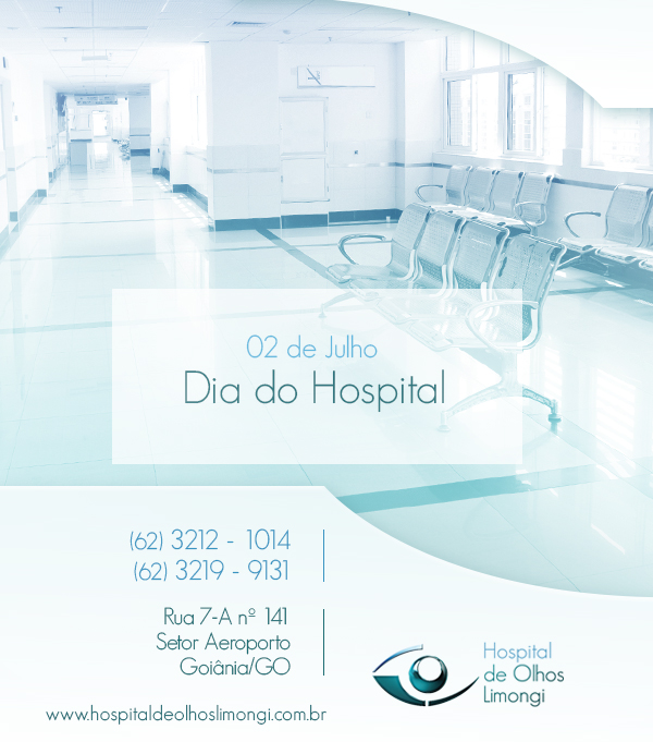 Instituto de Olhos Limongi - Blog - Dia do Hospital